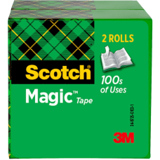 Scotch 34 W Magic Tape 72