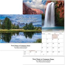 Scenes Across America Wall Calendar