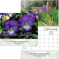 Garden Splendor Wall Calendar