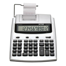 Victor 1212 3A Printing Calculator With