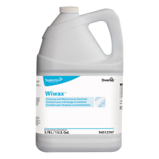 Diversey Wimax Cleaning And Maintenance Emulsion