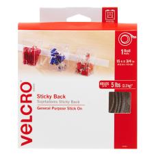 VELCRO Brand STICKY BACK Fasteners 34