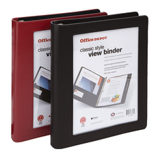 Office Depot Brand Classic Style View