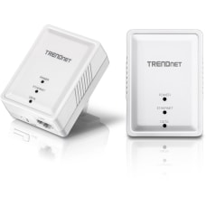 TRENDnet 500Mbps Compact Powerline AV Adapter