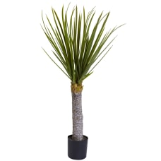 Nearly Natural 3H Plastic Yucca Tree
