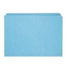 SKILCRAFT Straight Cut Color File Folders
