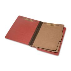 SKILCRAFT End Tab Classification Folders Letter