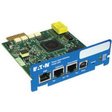 Eaton Power Xpert Gateway PXGX Remote
