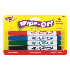 Trend Enterprises Wipe Off 4 Color