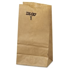 General 1 Paper Grocery Bags 6