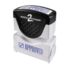 ACCU STAMP2 Approved Stamp Shutter Pre