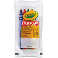 Crayola Crayon And Pouch Sets Assorted
