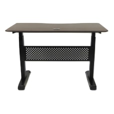 Boss 48 W Height Adjustable Desk