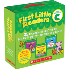 Scholastic Teacher Resources Level C First
