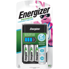 Energizer Recharge AAAAA Battery Charger 1