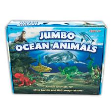 Learning Resources Jumbo Figures Ocean Animals