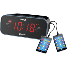 Naxa NRC 182 Clock radio dark