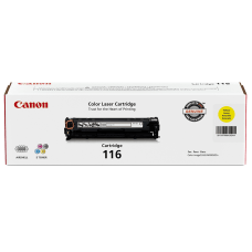 Canon 116 Yellow Toner Cartridge 1977B001AA