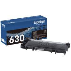 Brother TN 630 Black Toner Cartridge