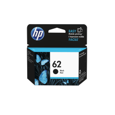 HP 62 Black Ink Cartridge C2P04AN