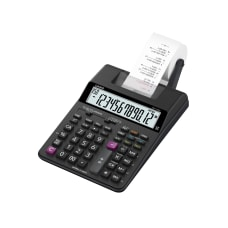 Casio HR 170RC Desktop Printing Calculator