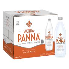 Acqua Panna Natural Spring Water 338