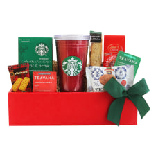 Starbucks Wonderful Winter Gift Box