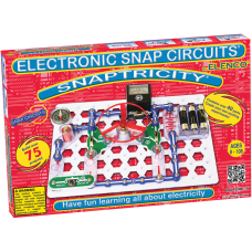 Elenco Electronics Snap Circuits Snaptricity Set