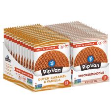 Rip Van Wafels Low Sugar Wafels