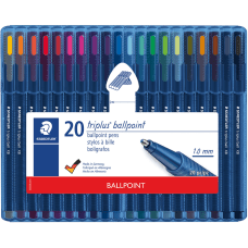 Staedtler Triplus 10mm Ballpoint Pens 1