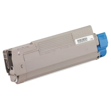 OKI 43381904 Black Laser Toner