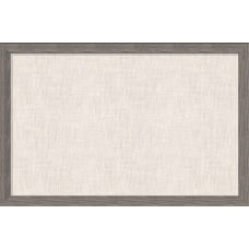 U Brands Linen Bulletin Board 36