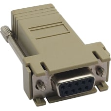 Tripp Lite Modular Serial Adapter Ethernet