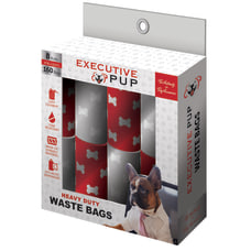 Executive Pup Heavy Duty Waste Bags