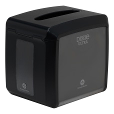 Dixie Ultra Interfolded Tabletop Napkin Dispenser