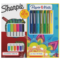 Sharpie Twin Tip Permanent Marker And