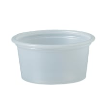 Solo Polystyrene Portion Cups 075 oz