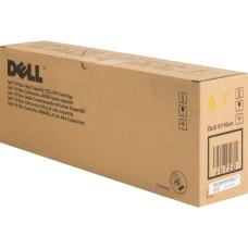 Dell JD750 High Yield Yellow Toner