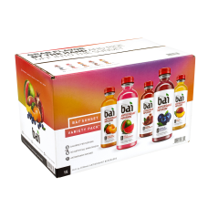 Bai Water Sunset Variety Pack 18