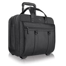 Solo MacDougal 173 Rolling Case Black