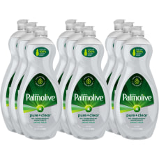 Palmolive Ultra PureClear Dish Liquid Concentrate