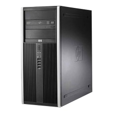 HP 6200 Pro Tower Refurbished Desktop