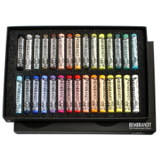 Rembrandt Soft Pastels Full Size Assorted