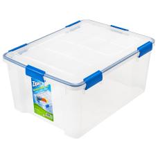 Ziploc Weathertight Plastic Storage Container With