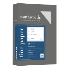 Southworth Cotton Linen Business Paper 8