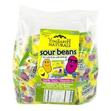 Yummy Earth Natural Sour Jelly Bean