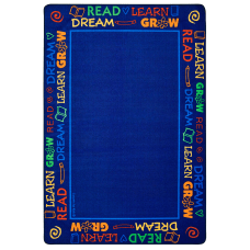 Carpets for Kids Rectangle Activity Rug