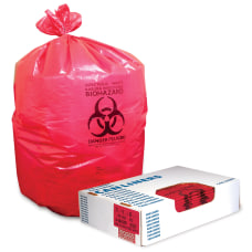 Heritage Healthcare Biohazard Can Liners 33