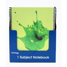 Inkology Notebooks Nickelodeon Slime 8 12