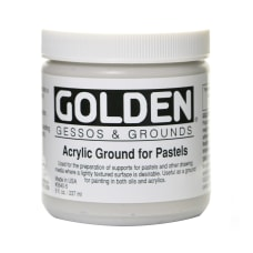 Golden Acrylic Ground For Pastels 8